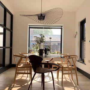 Modern LED Vertigo Restaurant Pendant Lamp Suspension E27 Luminaire Dining Table Living Room Bedroom Restaurant Lampe Lustre