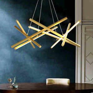 Modern LED Chandelier Light Nordic Branch Chandelier Lamp Decorative Chandeliers Hanging Lighting