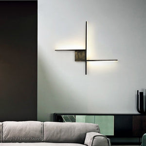 Nordic Wall Lamp Square Wood Jade Designer Model Room Living Room Bedroom Lamp Restaurant Iron Wall Lights Home Decor Luminaire