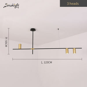 Nordic Post-modern Creative Pendant Lamp Simple Bar Living Room Dining Room Bedroom Personality Pendant Light Decorative Lamps