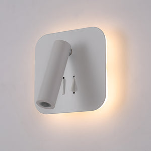 Led Night Light Bedroom Lamp Luminaria De Parede Lampara Pared Hotel Home Bedside Reading Luz Surface Mounted 220V