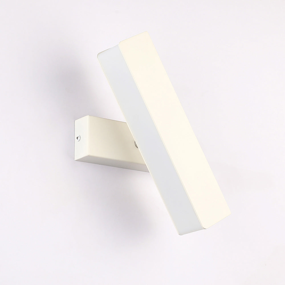 10cm 25cm Vanity Mirror Makeup Lamp Modern LED Bathroom Light Iron Acrylic Wall Lamp 85-240VAC Bedroom Lamp Sconces