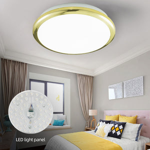 Led Ceiling Light Chip Replacement Ceiling Panel Lamp 12w 18w 24w 36w 40w High Luminaire Home Daily Led Lighting Bulbs
