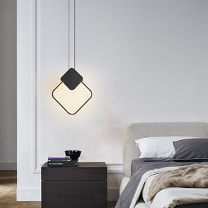 Modern Led Chandelier Light Stylish Minimalism Chandeliers Lamp Dinner Table Decor Ceiling Chandelies Hanging Lighting