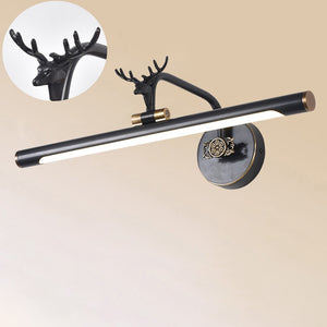 Bathroom Led Wall Lamp New Antler Up Down Adjustable Mirror Light Washer Makeup Bedroom Mirror Lamp 35cm 45cm 58cm 75cm