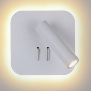 Led Wall Light Fixture Surface Mounted Bedside Study Table Reading Wall Lamp Aluminum Cree Chip 85-265v Led Lighting