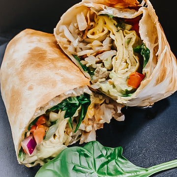 Shire Wrap (No Meat)