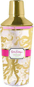 Lilly Pulitzer Cocktail Shaker
