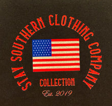 Load image into Gallery viewer, Stay Southern Shirt Black