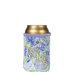 Lilly Pullitzer Drink Hugger, Shell of a Party