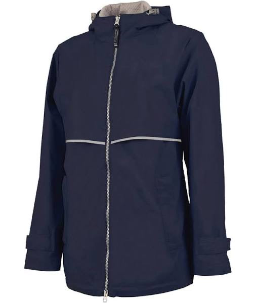 Charles River New Englander Jacket Navy