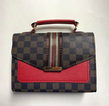 Load image into Gallery viewer, Gucci/Louis Vuitton inspired handbag