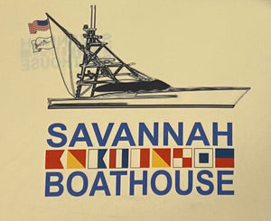 Savannah Boathouse Long Sleeve Performance Yellow
