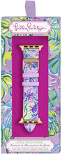 Load image into Gallery viewer, Lilly Pulitzer Apple Watch Band