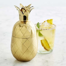 Load image into Gallery viewer, Pineapple & Co. Gold Shaker