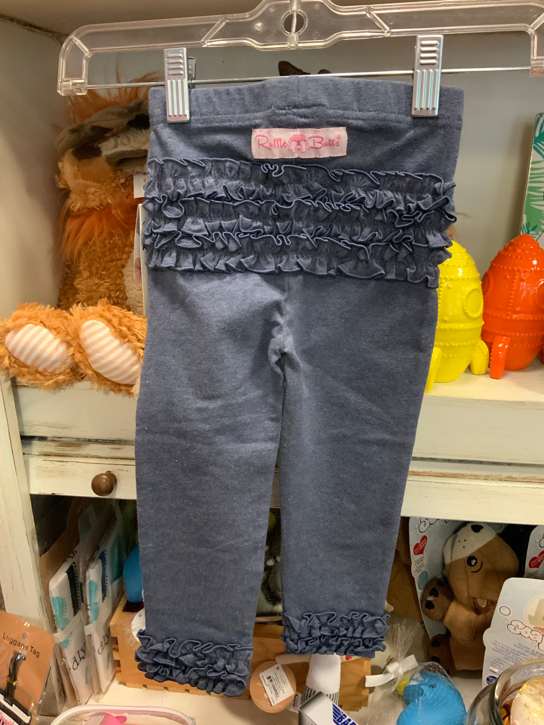 Ruffle Butt Toddler Girl Pants