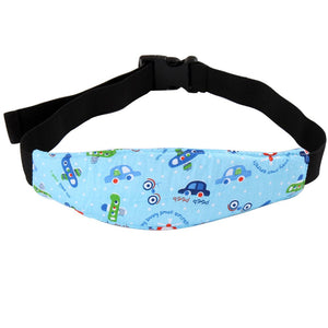 Head Support Safety Belt - V.I.Kids