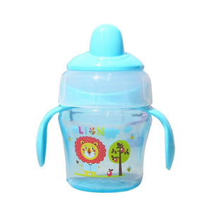 No Straw Bottle With Shoulder Strap (Different Sizes)