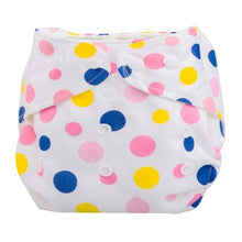 Load image into Gallery viewer, Reusable Nappies | Adjustable Cloth Diaper