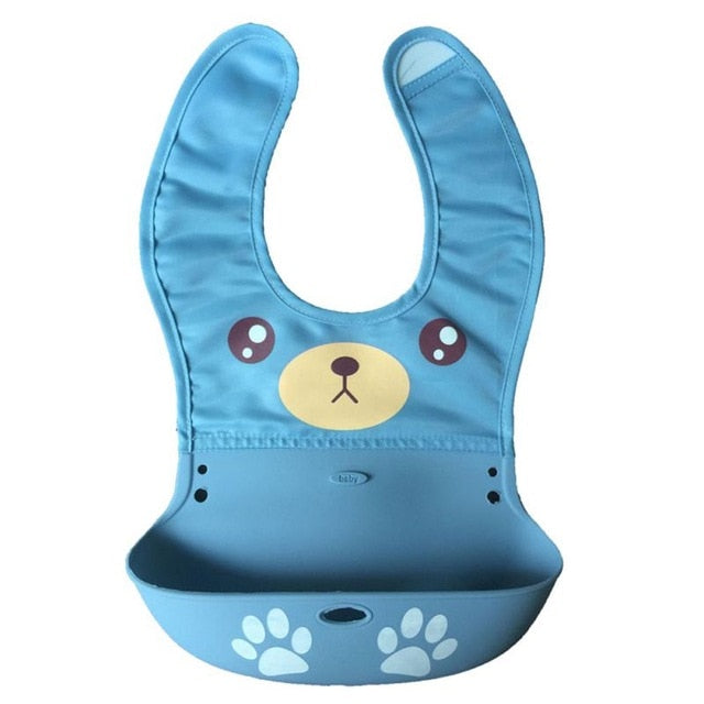 Waterproof Silicone Bibs