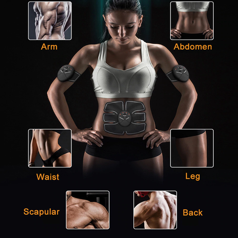 Home Abs and Muscle Stimulator