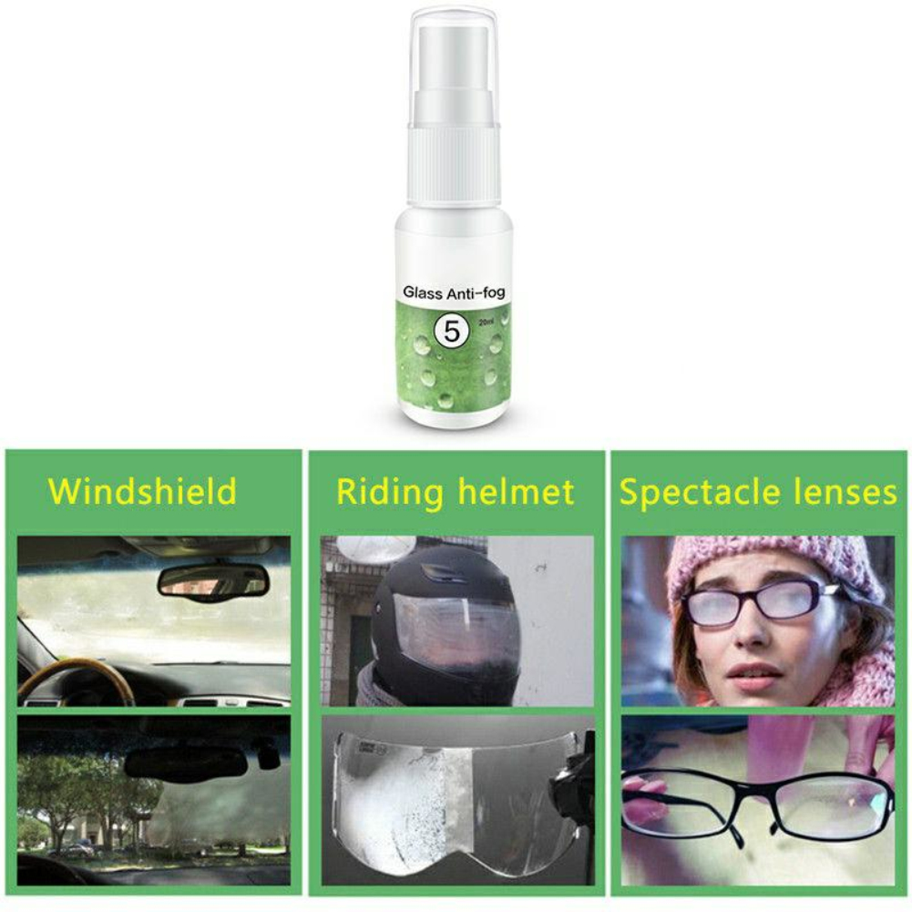 Anti Fog Spray (2 Pieces/Pack)