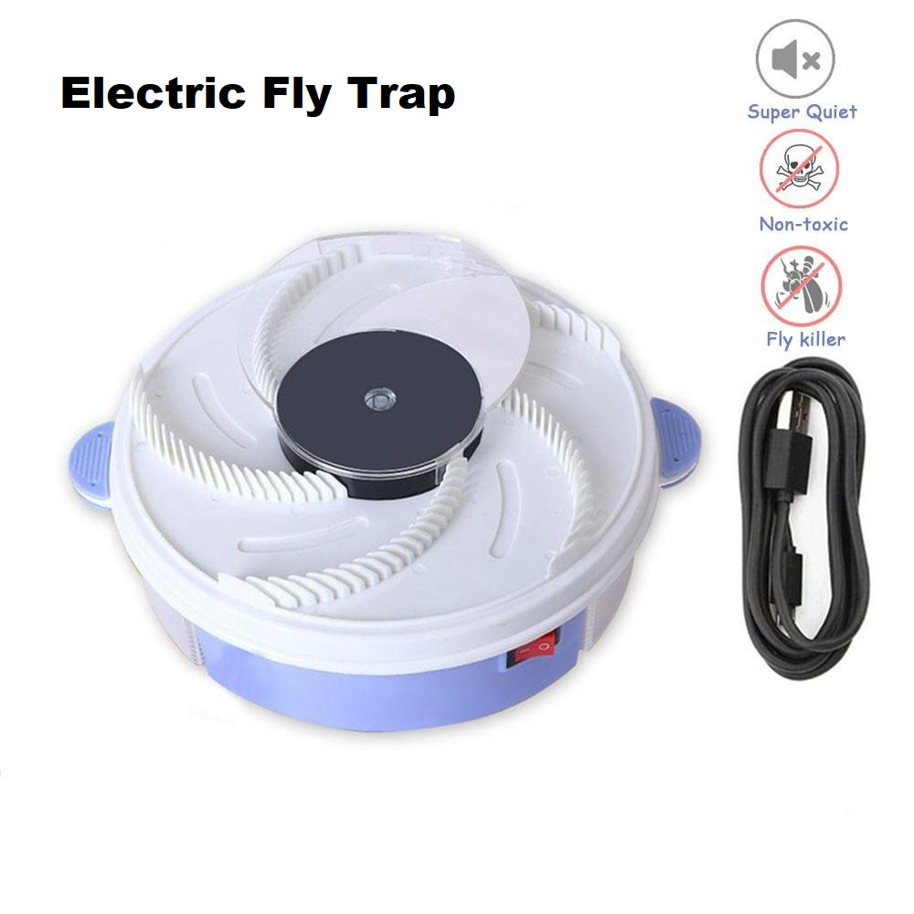 Electric Fly Trap