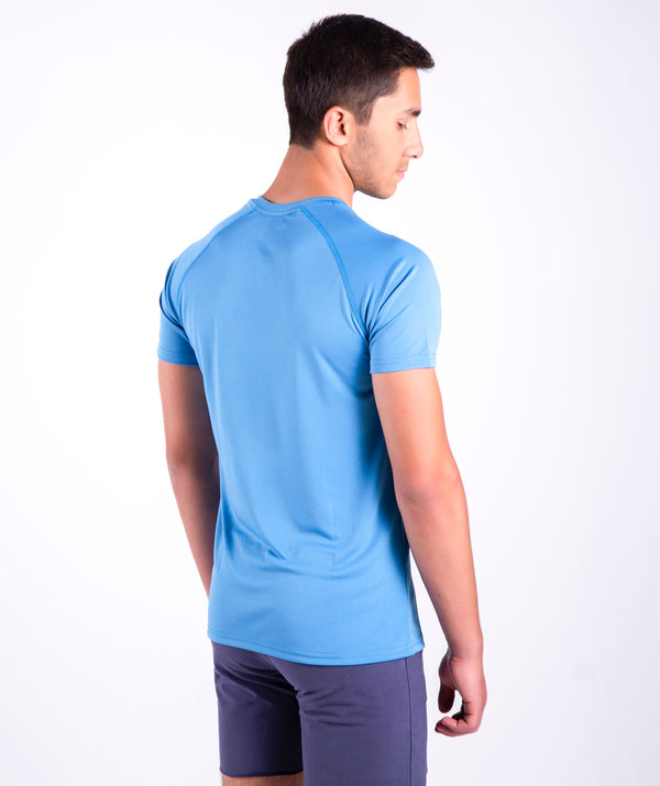 THIS TSHIRT IS MADE OF SOFT POLYESTER BLENDED WITH 10 % SPANDEX TO FEEL VERY COMFY.IT IS VERY SPECIAL CUT ,SIMPLE WITH WINNERFORCE BRANDED LOGO.EVEN YOU WANT TO WEAR IT PAIRED WITH CASUAL PANTS .THE ESSENTIAL TSHIRT IS AVAILABLE IN MANY COLORS .