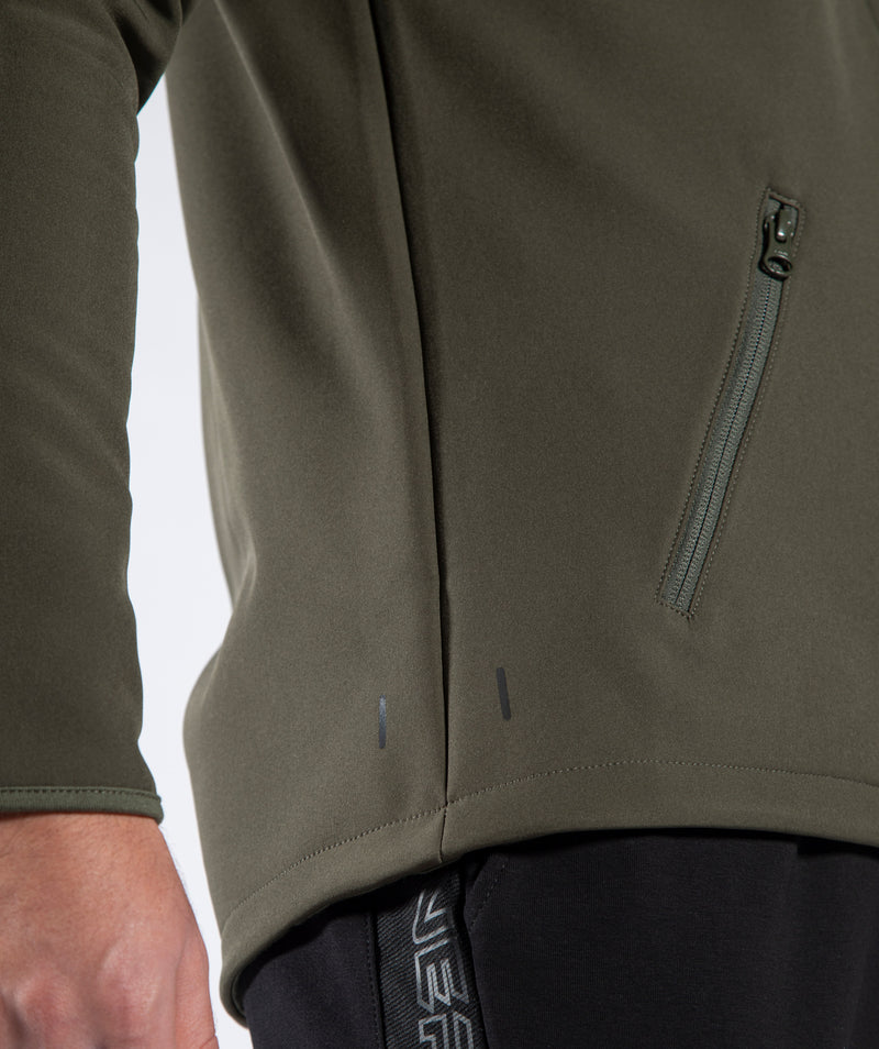 OUR OLIVE MATRIXST JACKET IS WITH YKK FULL ZIPPER AND TWO SIDES POCKETS. IT IS IDEAL FOR THE SNOW ACTIVITIES DUE TO THE WATERPROOF CONSTRUCTION.IT IS AVAILABLE WITH WINNERFORCE REFLECTIVE COLOR.