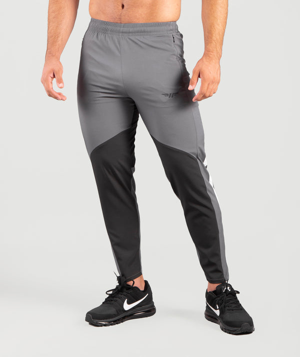SPIDER PANTS MATCHING THREE COLORS BLACK,GREY AND WHITE ARE SUITABLE FOR YOUR TRAINING OR REST DAY .WITH YKK HIDDEN ZIPPERED FOR THE STORAGE OF YOUR PHONE OR ID.ITS CONSTRUCTED FROM 100% POLYESTER FABRIC THAT ALLOW TO ENHANCE YOUR PERFORMANCE.