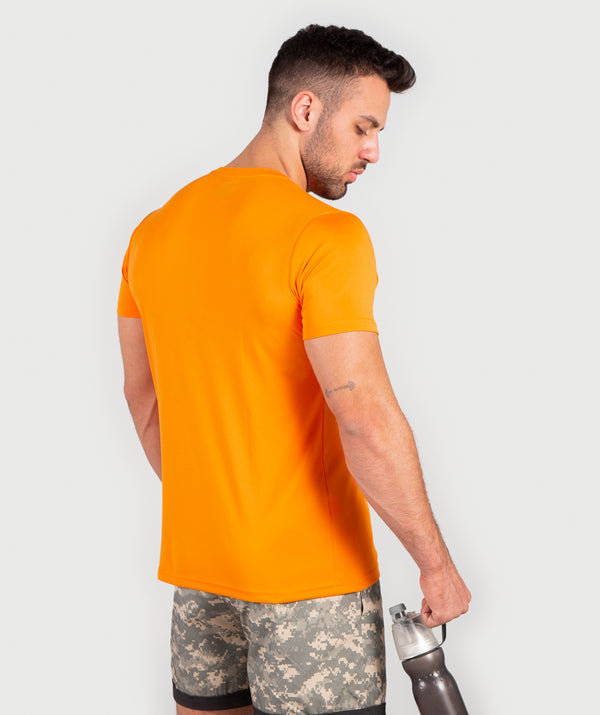 MEN-VIGOR-CAMO-T-SHIRT(ORANGE)