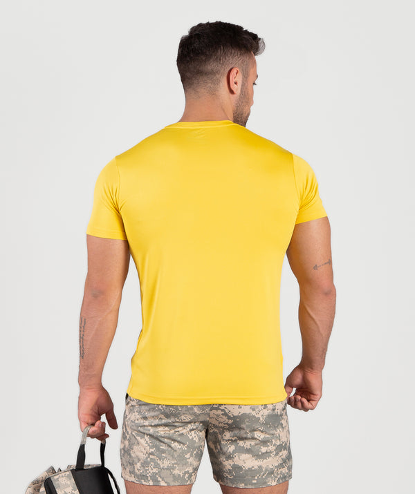 MEN-VIGOR-CAMO-T-SHIRT(YELLOW)