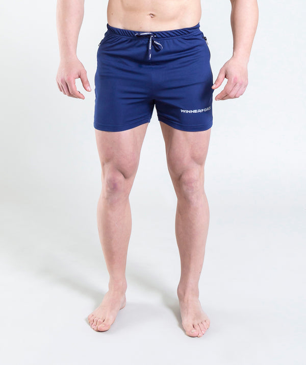 men - leganzo - short - navy - comfy
