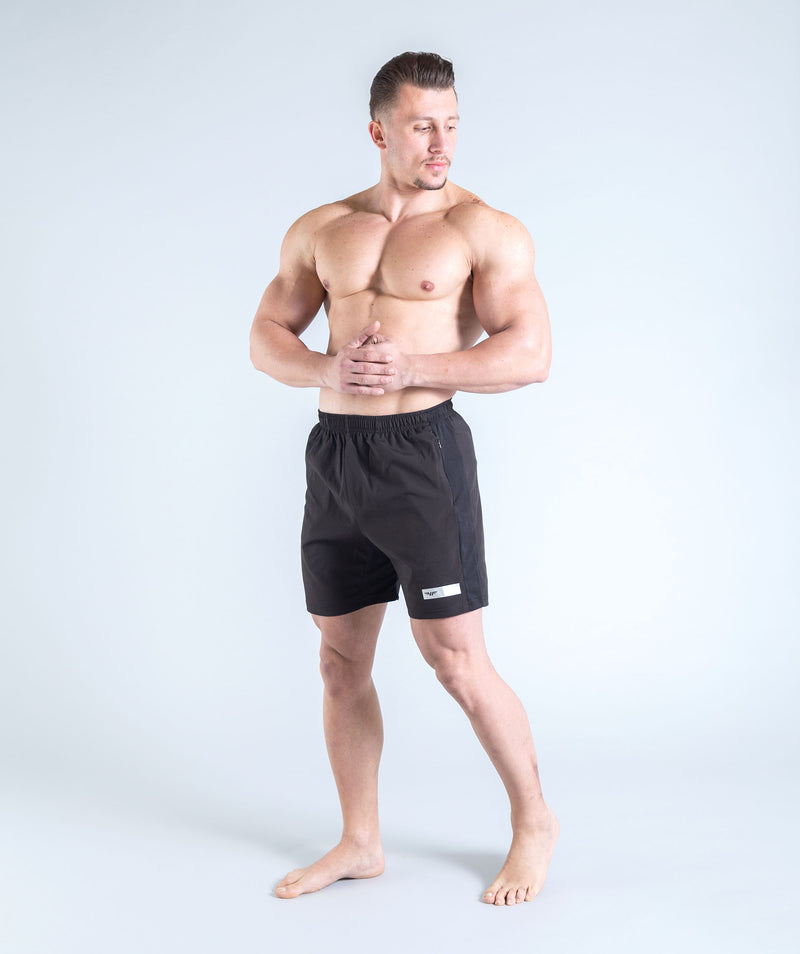 gym black shorts for men Lebanon