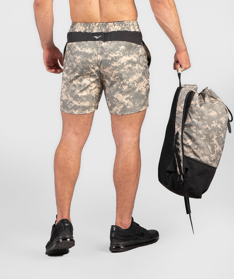 MEN-DRAGON-CAMO-SHORT(ACU-GREY)