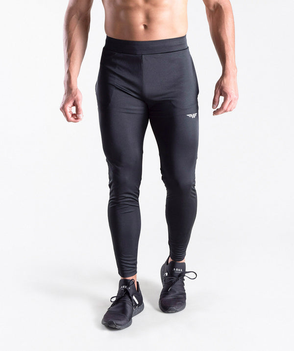 men - revanzo - black - pants - sportswear