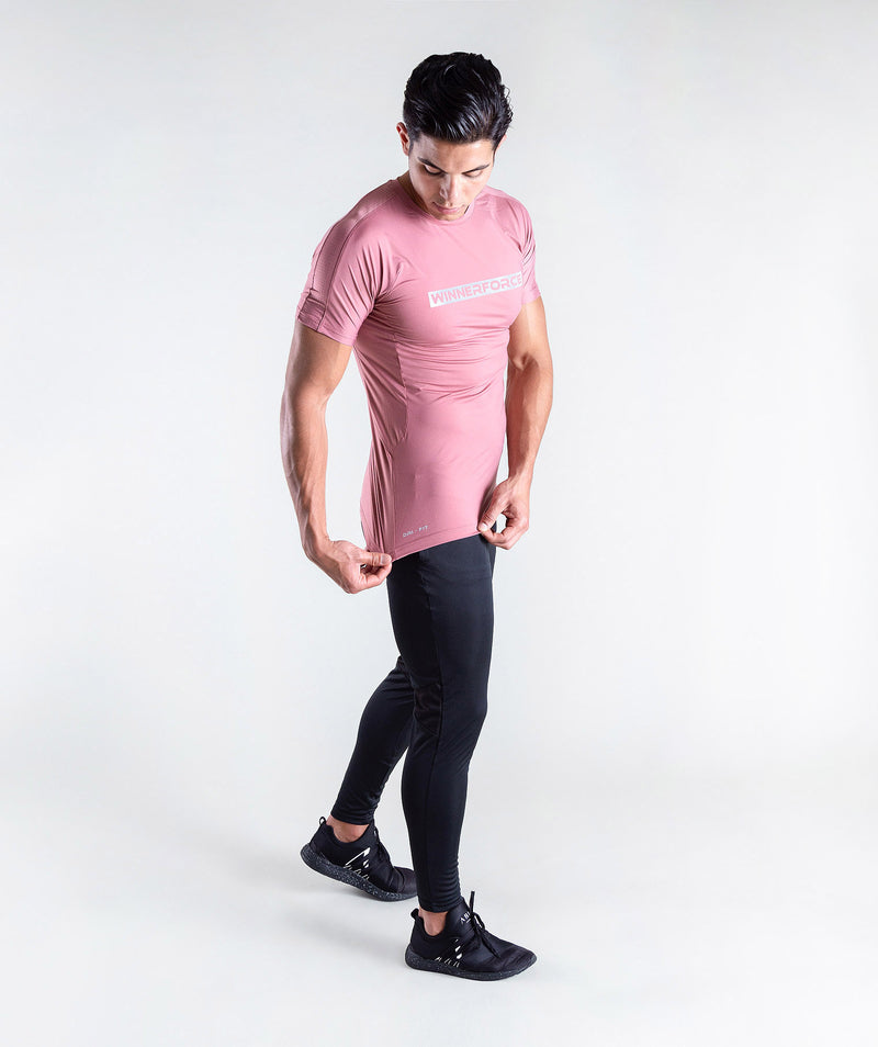 men - physic - short sleeves - t-shirt - sport clothing brand