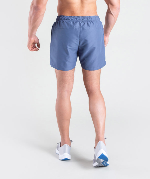 affordable running petroli shorts for men