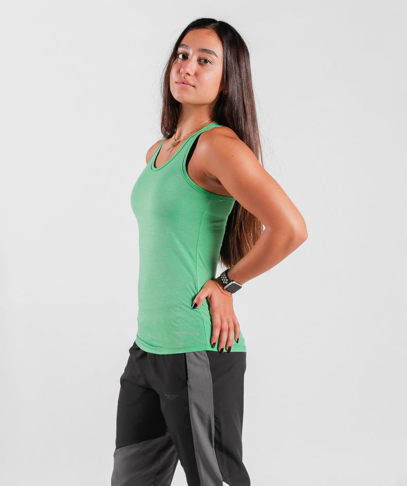 Women parakeet green top tank comfortable  available in colors  AUSTRALIA