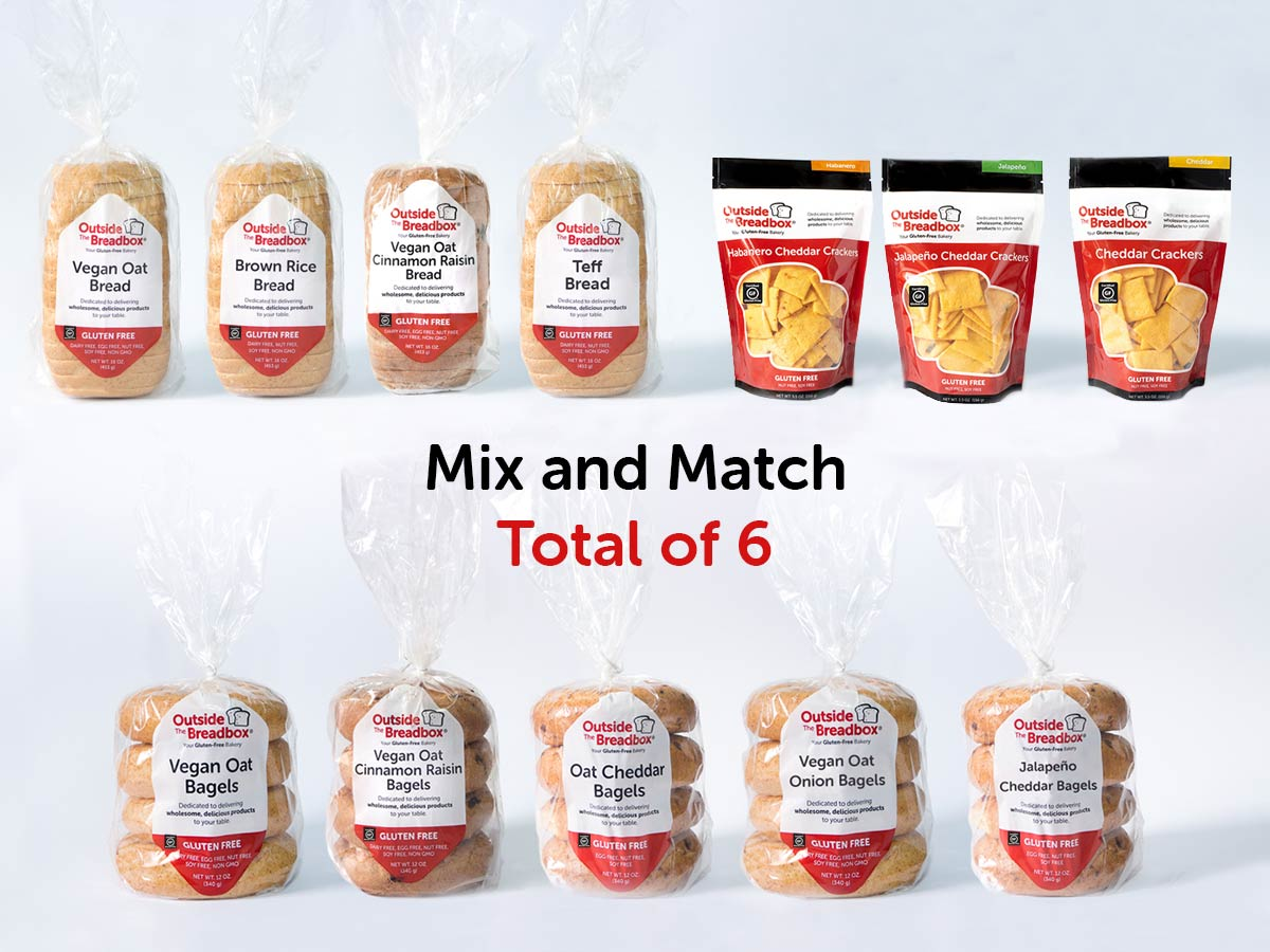 6-Pack Mix and Match Box