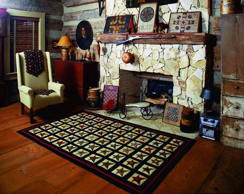 Penny Rugs - Intricate Hand-Made and Designer Inspired