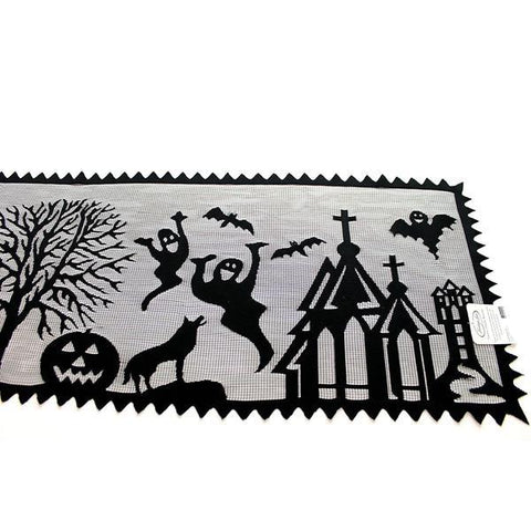 Halloween - Bears, Decorations, Lace Hangings, Table Covers, Spooky Stuff