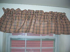 "Hen House Valance 72"" x 14"" - Olde Church Emporium"