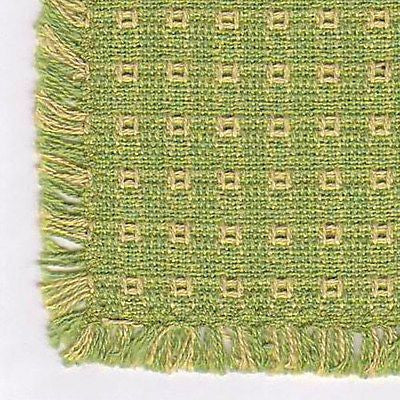 Homespun Tablecloth - Sage and Stone Tablecloths, Napkins - Made in USA
