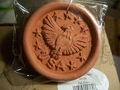 Brown Sugar Disc - Keeps Sugar Soft- Various Designs - Olde Church Emporium