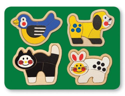 Melissa & Doug Pets - Shaped [Toy] [Home Decor]- Olde Church Emporium