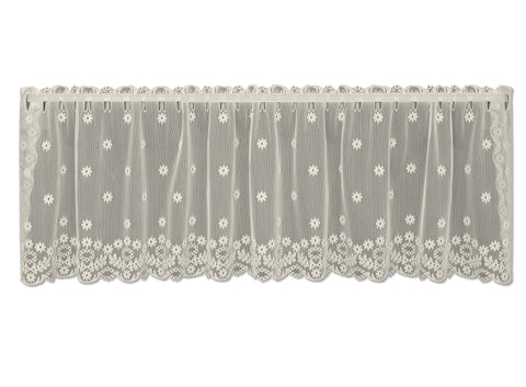 Heritage Lace - Daisy Collection - Curtains, Pillow,