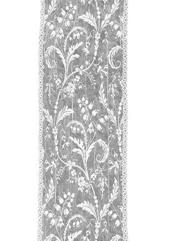 Heritage Lace - Coventry Collection - Valances, Panels, Scarf in Ivory