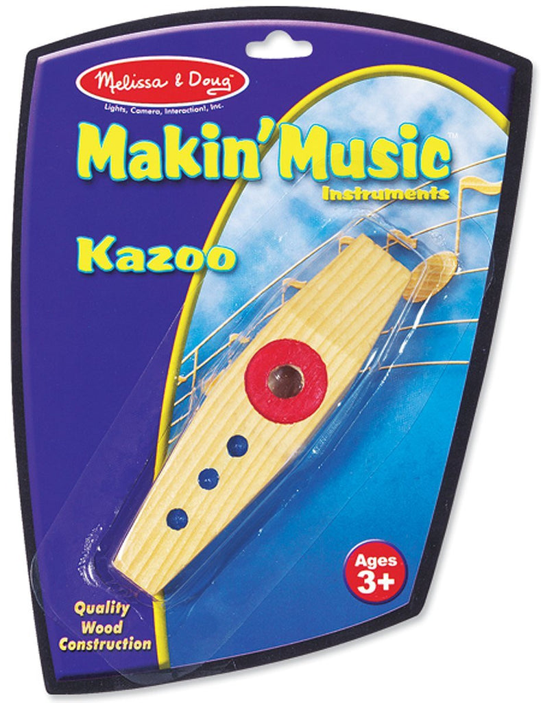 Melissa & Doug Makin' Music - Kazoo [Toy]