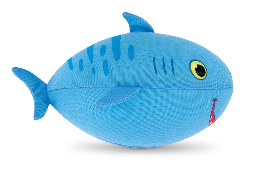 Melissa & Doug Sunny Patch Spark Shark Football [Toy] [Home Decor]- Olde Church Emporium
